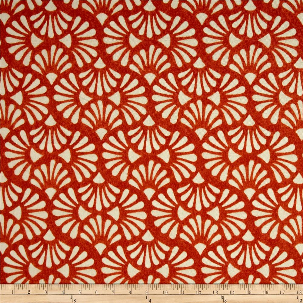 Tommy Bahama Indoor/Outdoor Shell Toss Coral