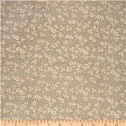 French General Clichy Floral Blend Moss