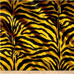 Satin Zebra Yellow