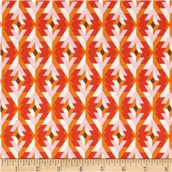 Heather Bailey Clementine Wicker Red