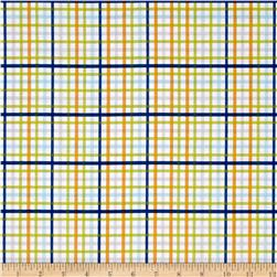 Riley Blake Military Max Plaid Multi Fabric