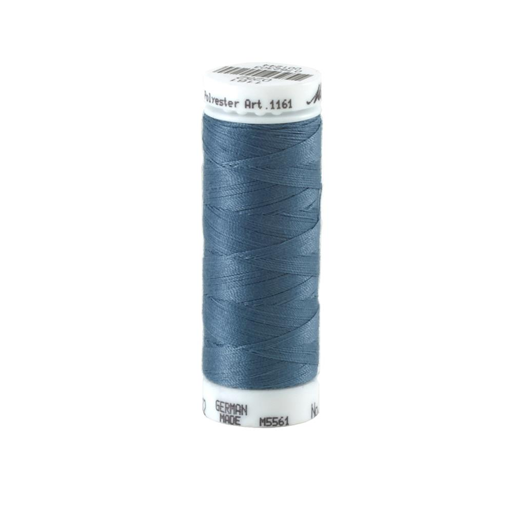 Mettler Metrosene Polyester All Purpose Thread Ash Blue