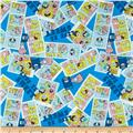 Nickelodeon Spongebob Life is Sweet Blue