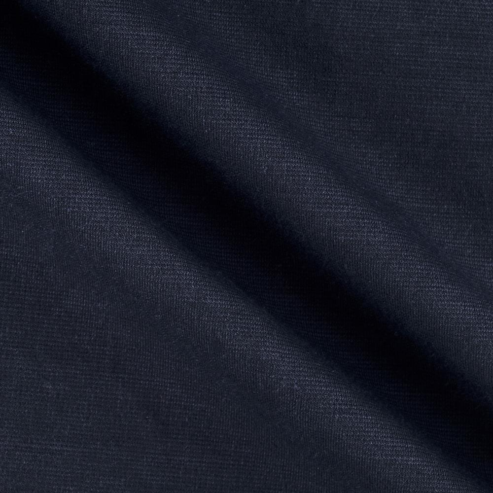 Solid Ponte De Roma Knit Fabric Discount Designer Fabric