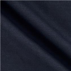 Ponte de Roma Double Knit Navy Fabric