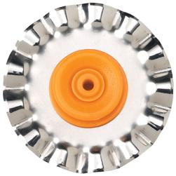 Fiskars 28mm Replacement Blade Scallop