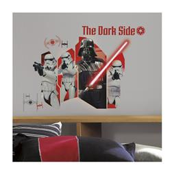 Star Wars Classic Darth Vadar Giant Wall Decal