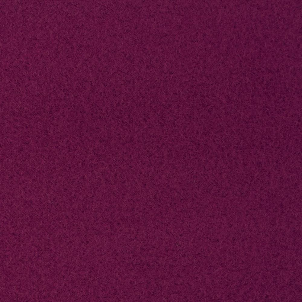 Wintry Fleece Maroon
