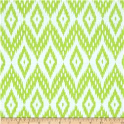 Fresh Chevron Green