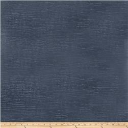 Fabricut Mercury Faux Leather Cobalt
