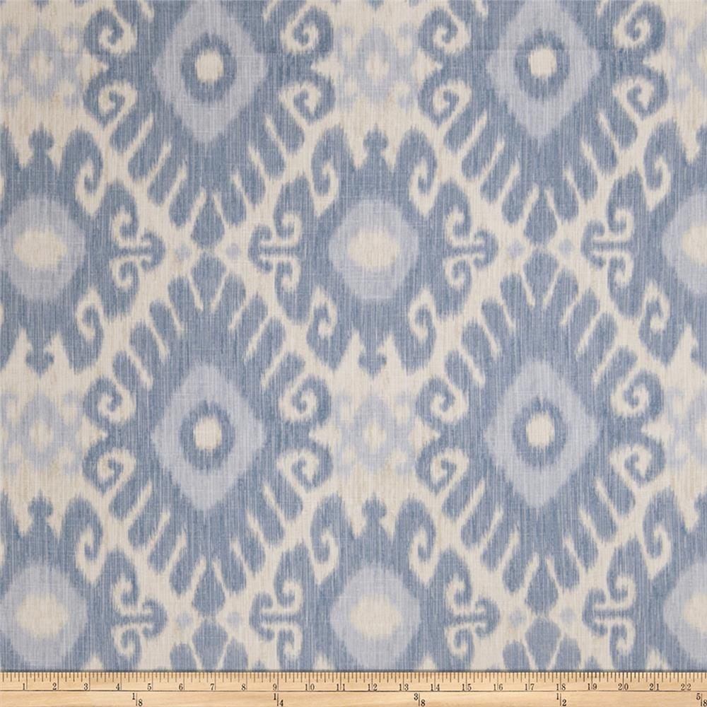 Jaclyn Smith 02606 Linen Blend Denim