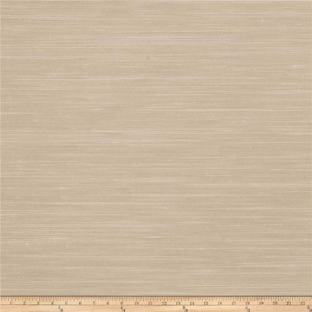 Trend 03594 Faux Silk Solid Bamboo
