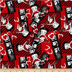Betty Boop Filmstrips Red