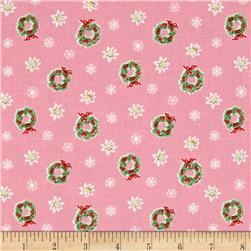 Penny Rose Little Joys Wreath Pink