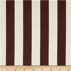 Riley Blake Le Creme Basics Medium 1'' Stripe