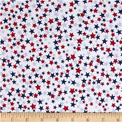 American Homecoming Mini Stars White
