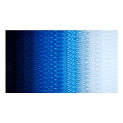 Radiant Gradients Ikat Ombre Sapphire