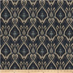 Fabricut Float Ikat Navy