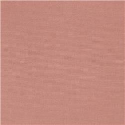 Stretch Cotton Twill Rose