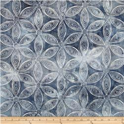 Robert Kaufman Artisan Batiks Rivoli Large Flower Shadow