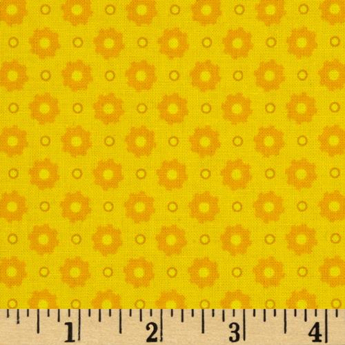 Apple Hill Farm Tire Dots Yellow