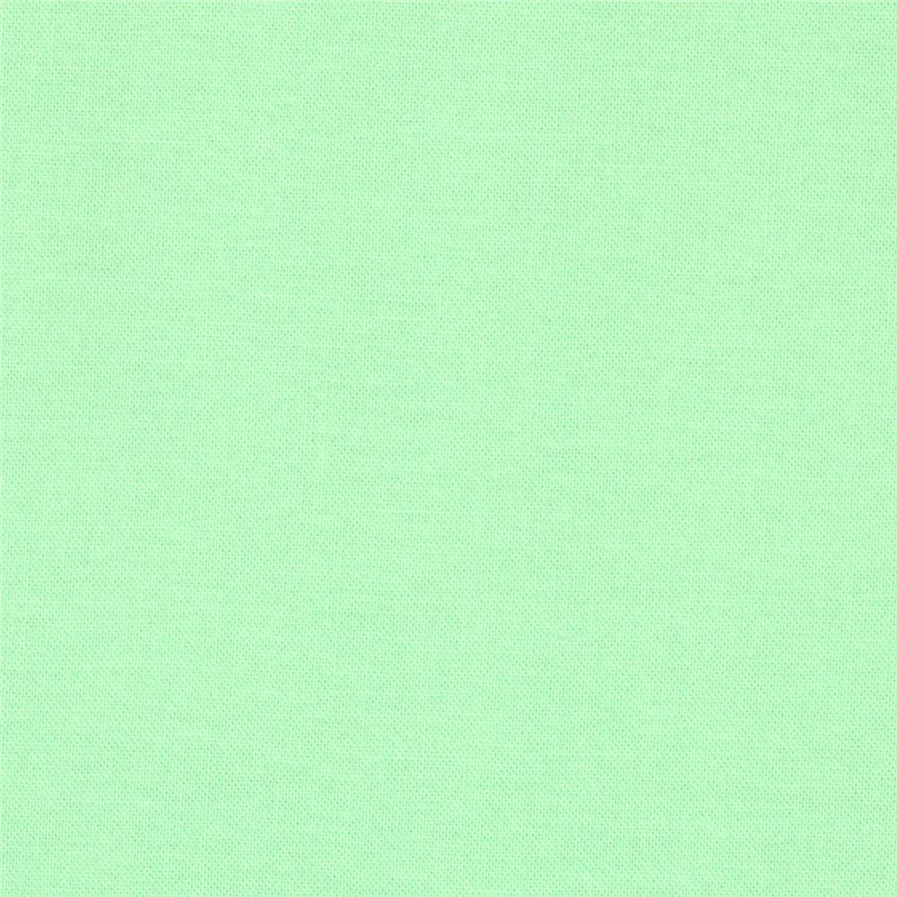 Kona cotton mint discount designer fabric for Cheap green wallpaper