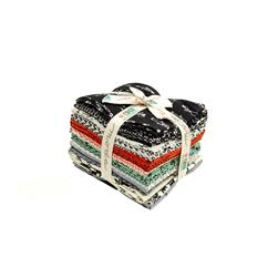Moda Haunted Gala Fat Quarters Multi