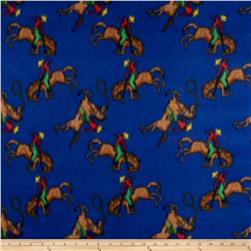 Polar Fleece Ride em Cowboy Blue