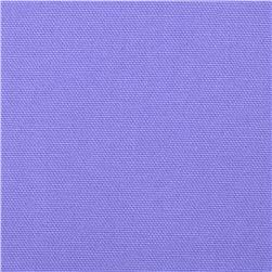 9 oz. Organic Cotton Duck Lavender Fabric