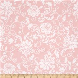 Steppin' Out Damask Pink