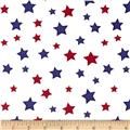 Star Fall White/Red/Blue