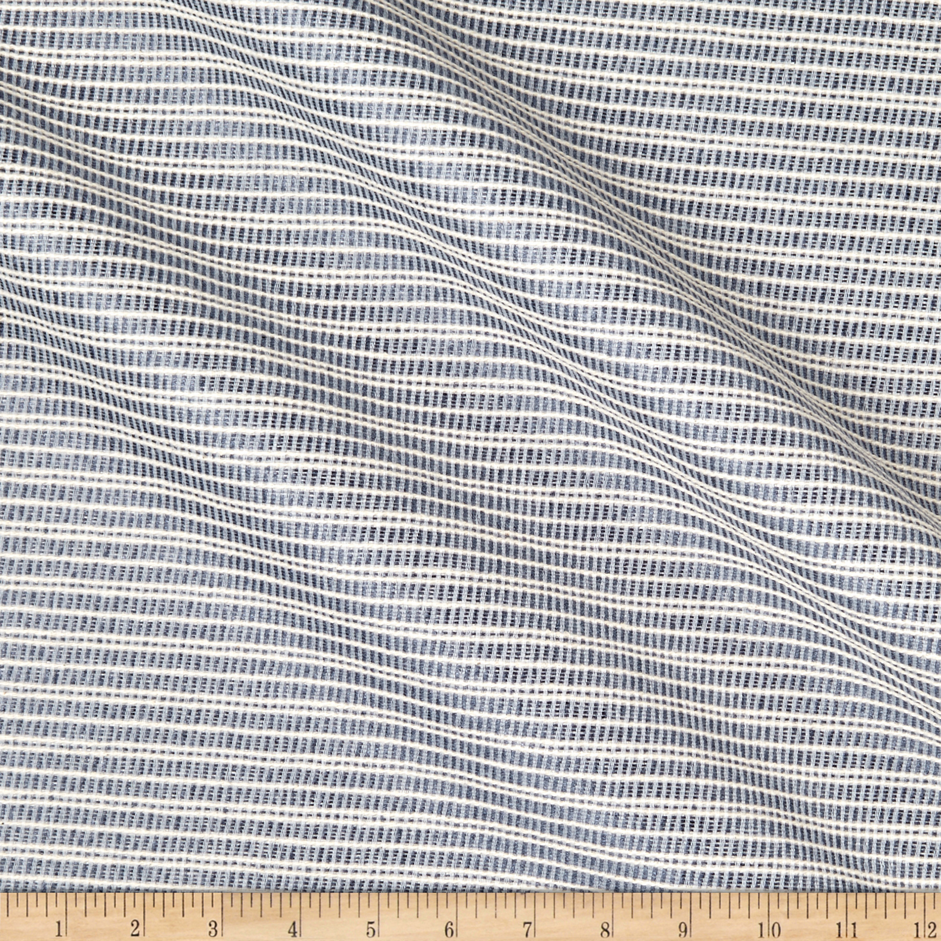 Magnolia Home Fashions Tybee Upholstery Denim Fabric