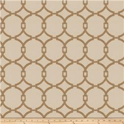 Vern Yip Embroidered Fretwork Tan