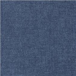 "Peppered Cotton 108"" Wide  Yarn Dye Stonewash"