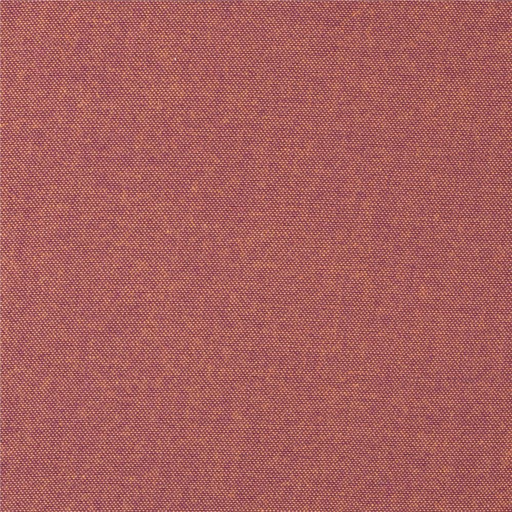 Kaufman Interweave Chambray Berry