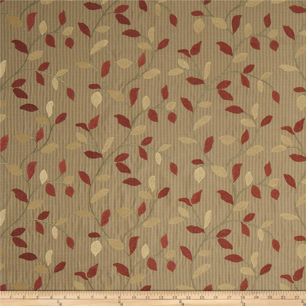 Trend 2524 Faux Silk Autumn