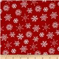 Frosty Fun Small Toss Light Red