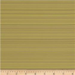 "Starlight 118"" Thin Striped Sheer Juniper"