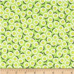 Kanvas Funny Bunnies Cozy Posie Lime