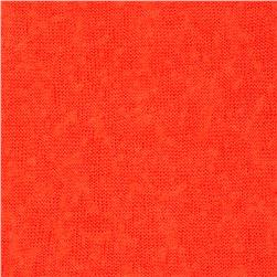 Slub Tissue Hatchi Knit Neon Orange