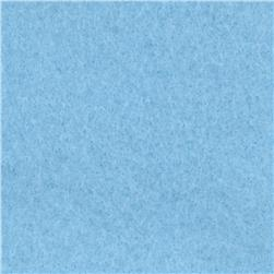 "Rainbow Classic Felt 36 x 36"" Craft Felt Cut Baby Blue"
