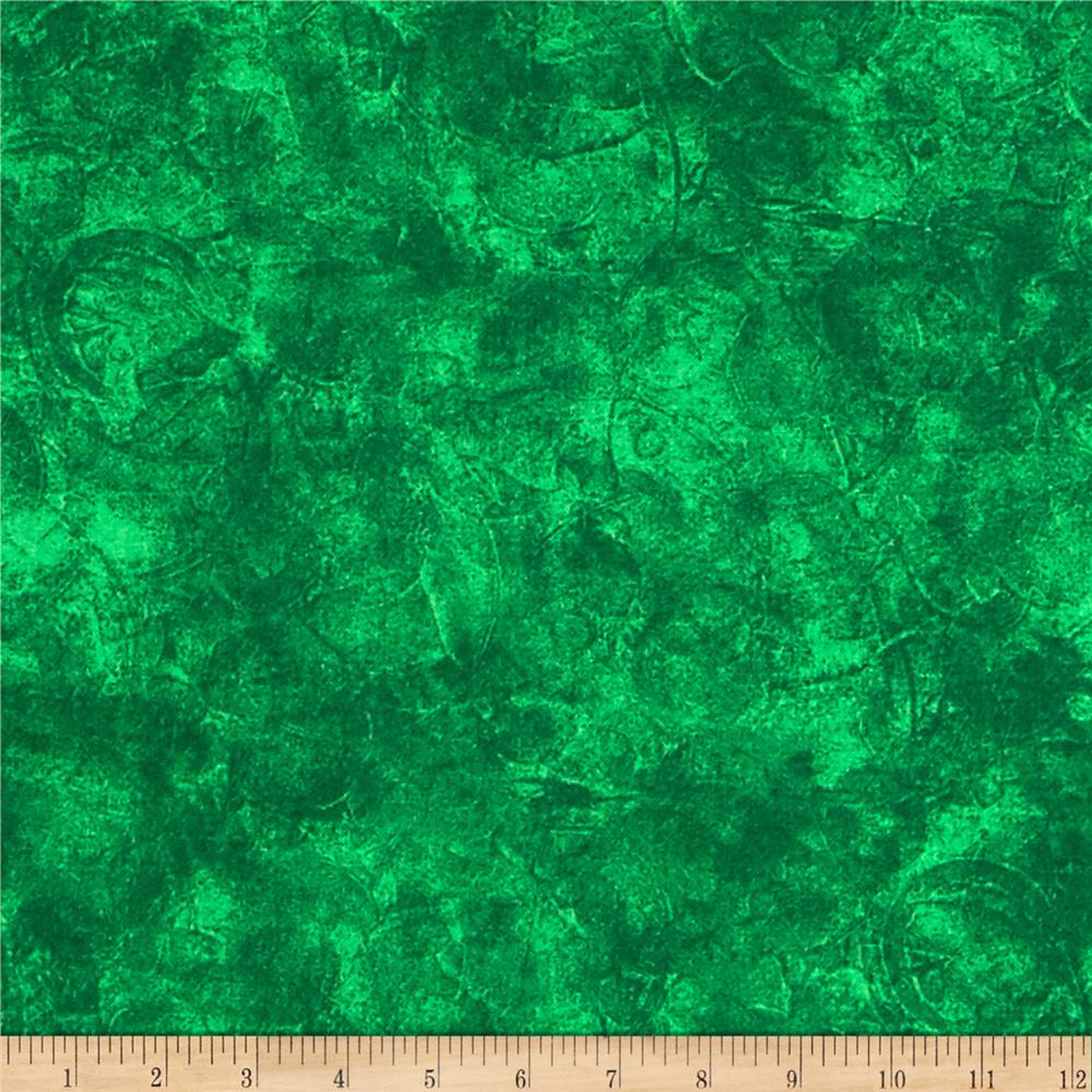 Impression Texture Green