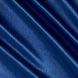 Shantung Backed Satin Sapphire