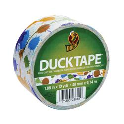 "Patterned Duck Tape 1.88"" x 10yd-Paint Splatter"