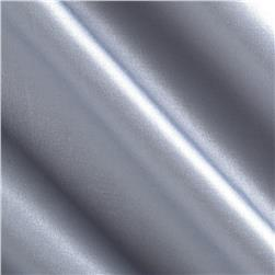 Stretch Blend Sateen Silver