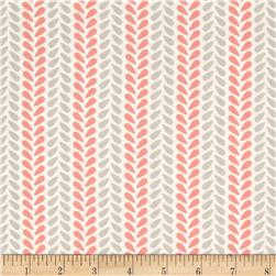 Zoey Knit Stitch Zinc