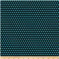 Uppercase Perforated Turquoise