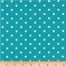Premier Prints Indoor/Outdoor Mini Dot Ocean