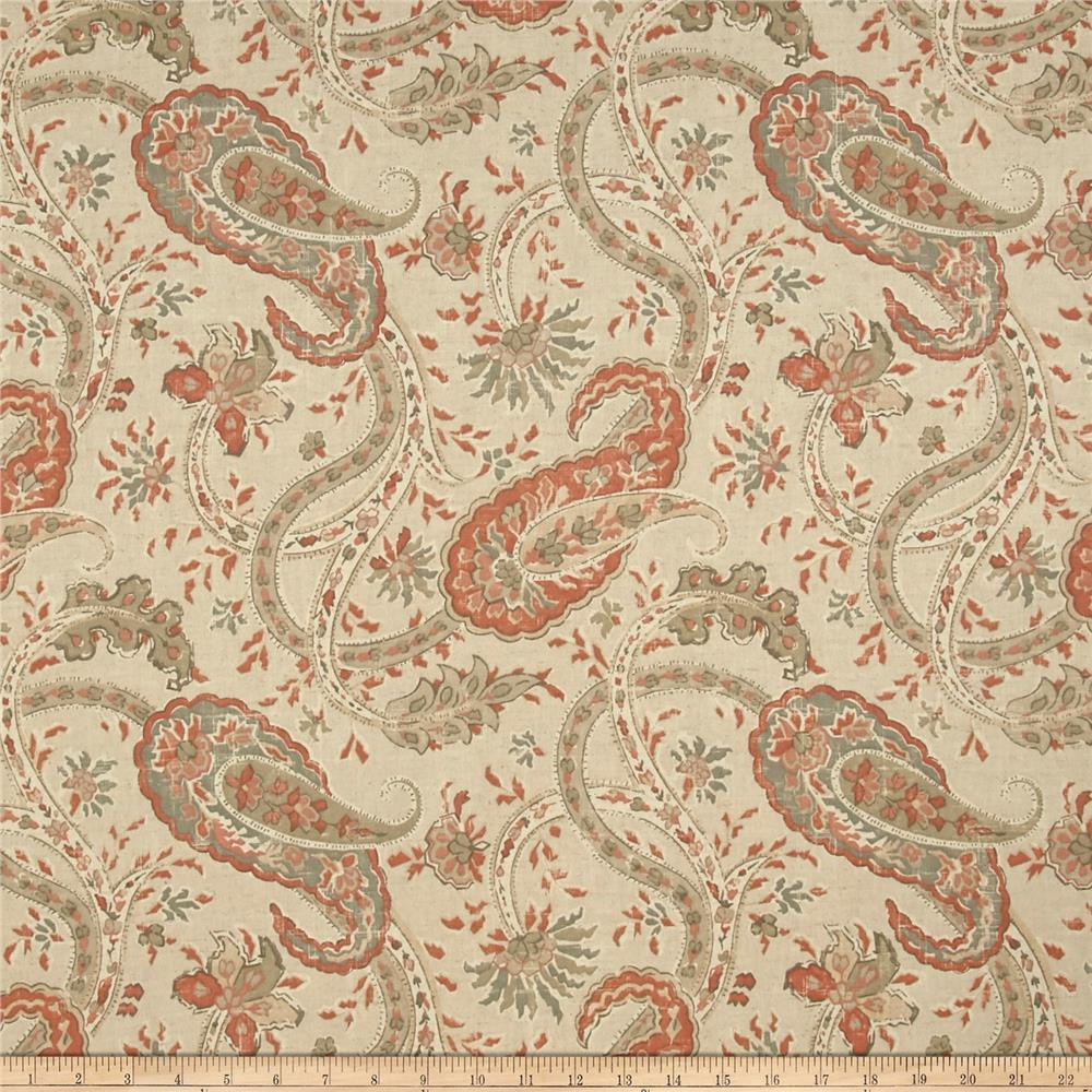 Paisley home decor fabric shop online at for Paisley house