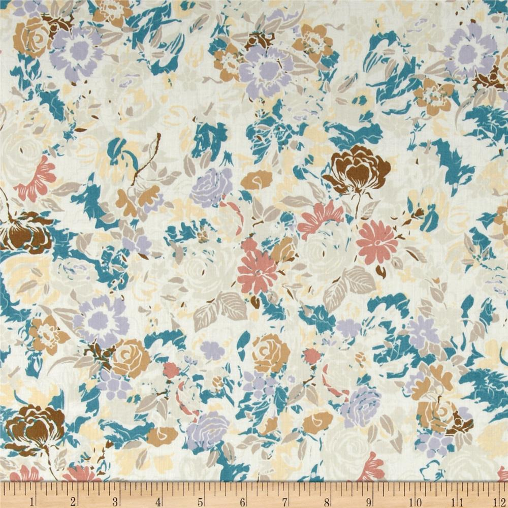 Art Gallery Voile Millefiori Cream